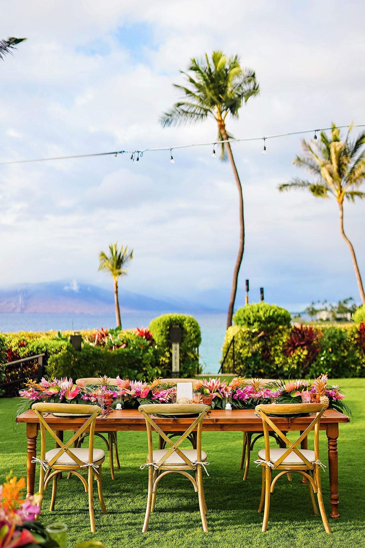 Kendra Pete Four Seasons Maui Wedding 230