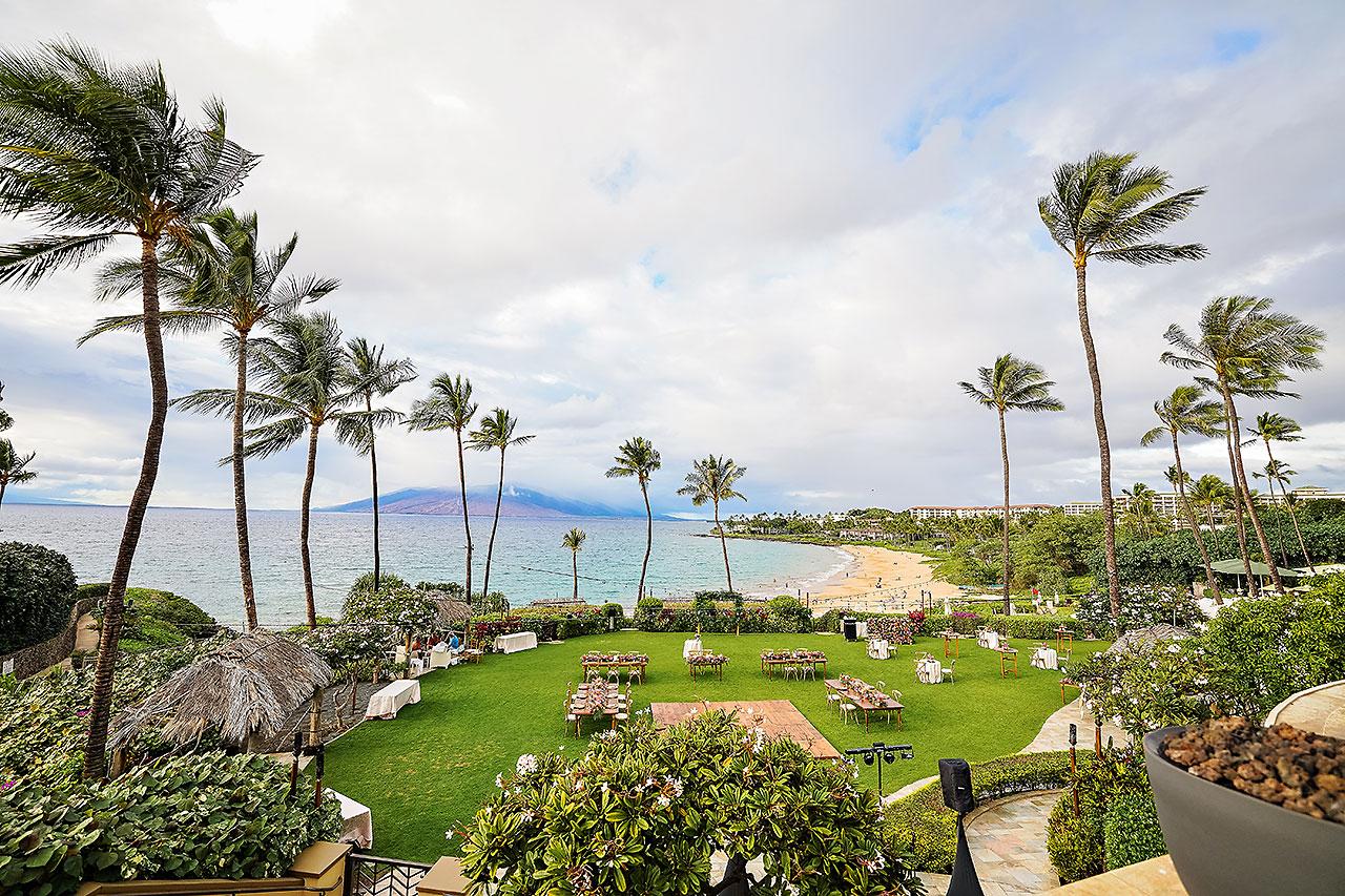 Kendra Pete Four Seasons Maui Wedding 225