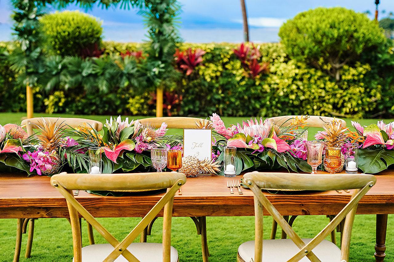 Kendra Pete Four Seasons Maui Wedding 222
