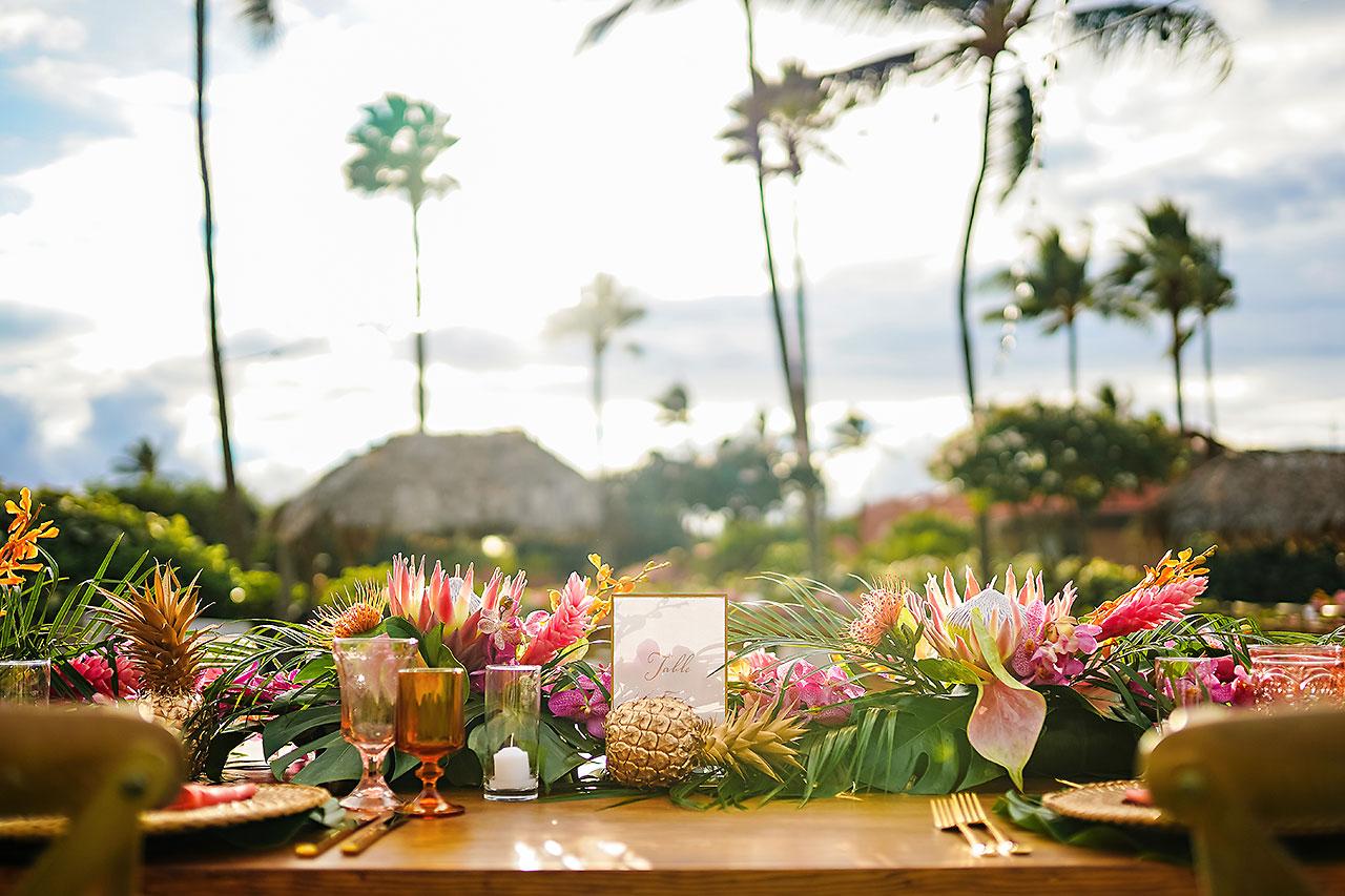 Kendra Pete Four Seasons Maui Wedding 223