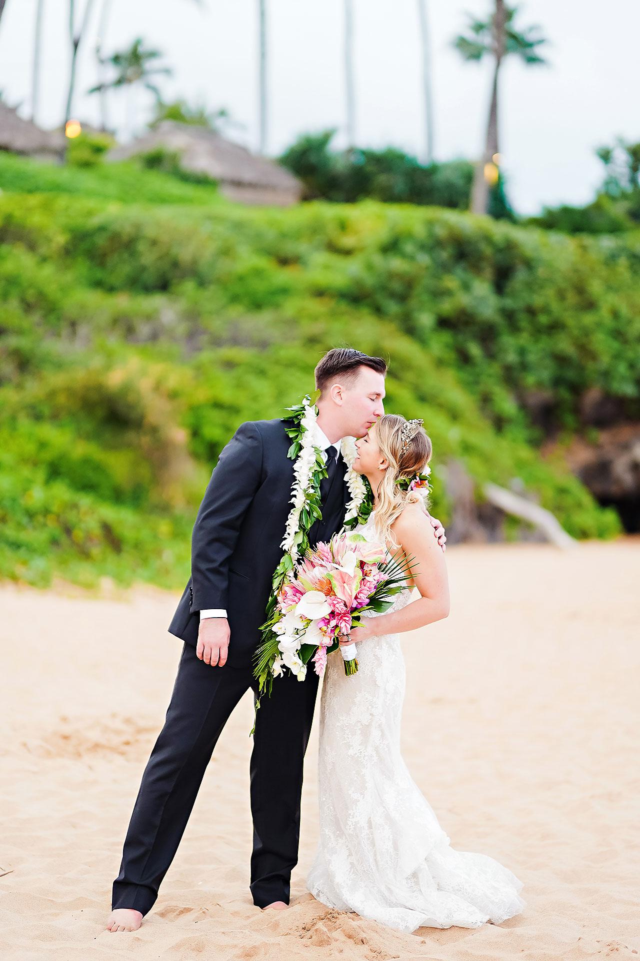 Kendra Pete Four Seasons Maui Wedding 217