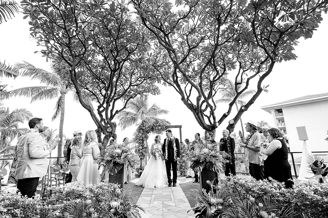 Kendra Pete Four Seasons Maui Wedding 188
