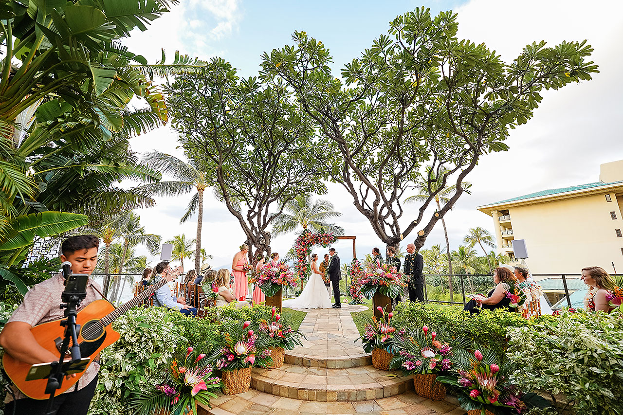 Kendra Pete Four Seasons Maui Wedding 180