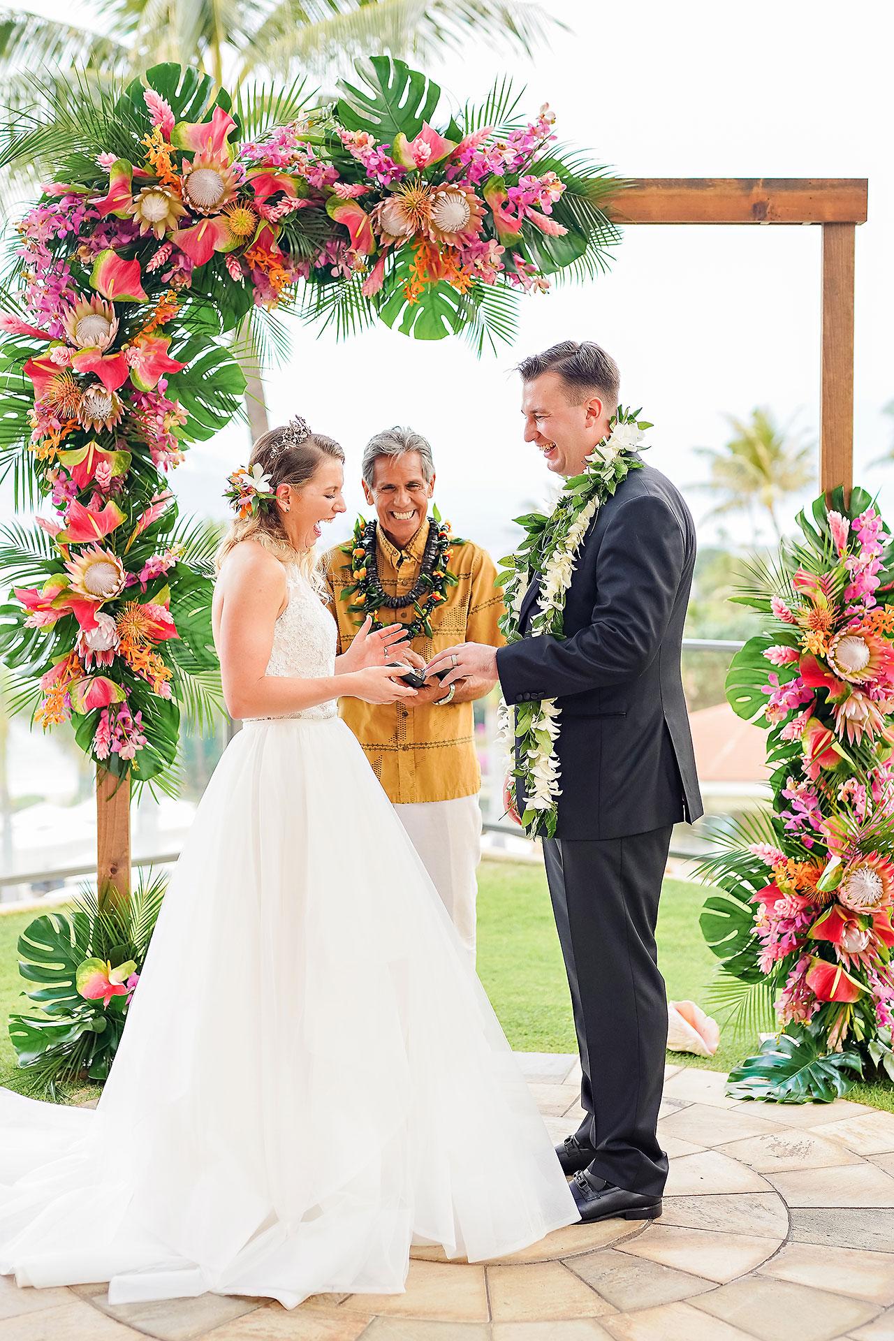 Kendra Pete Four Seasons Maui Wedding 181