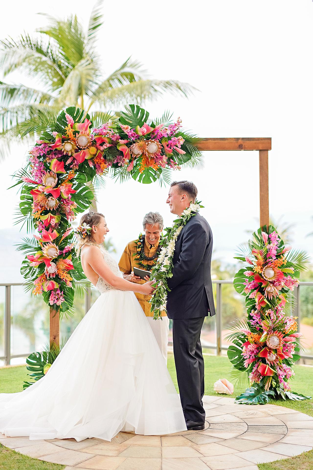 Kendra Pete Four Seasons Maui Wedding 177