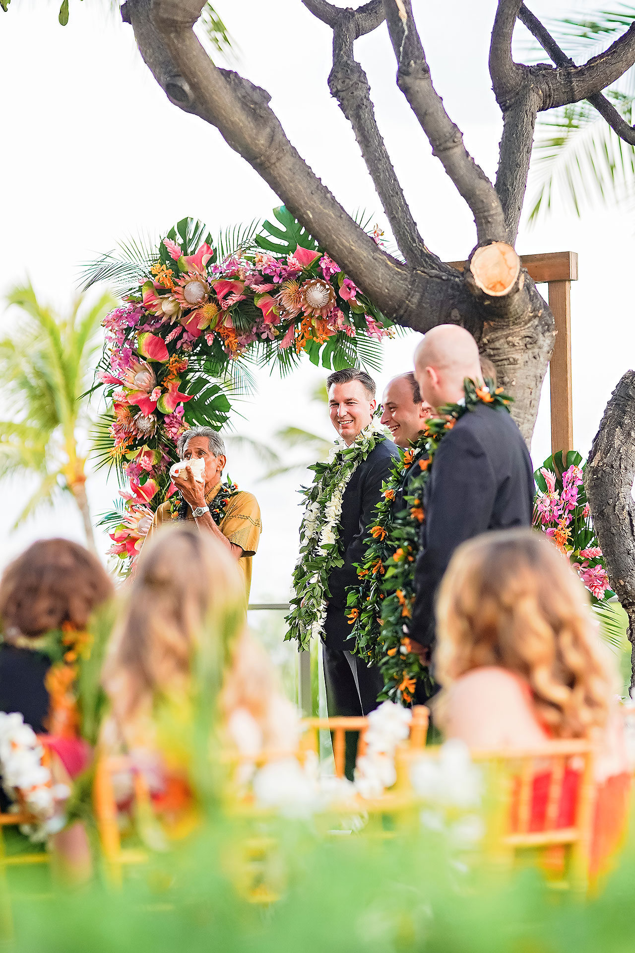 Kendra Pete Four Seasons Maui Wedding 173