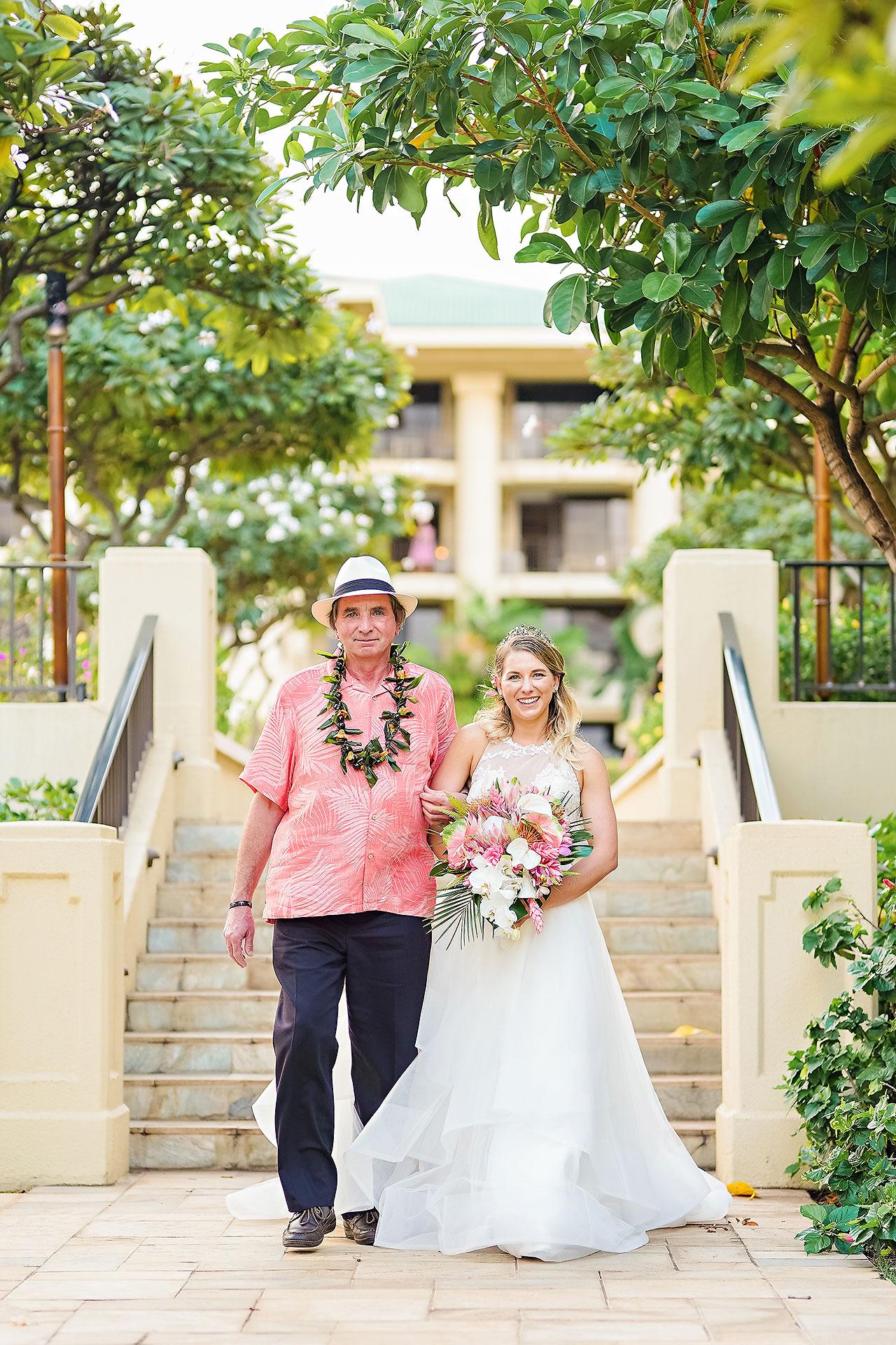 Kendra Pete Four Seasons Maui Wedding 171
