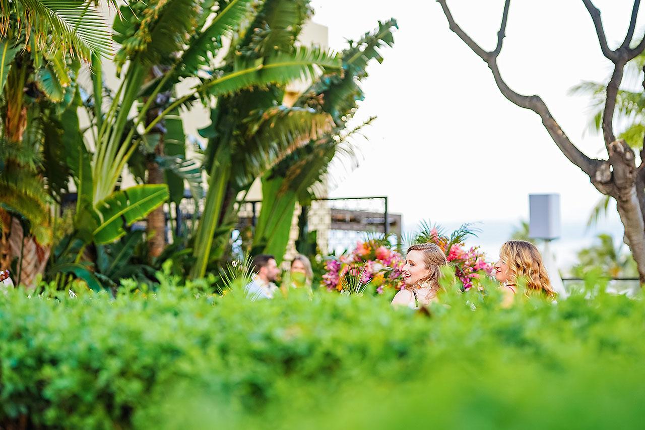 Kendra Pete Four Seasons Maui Wedding 169