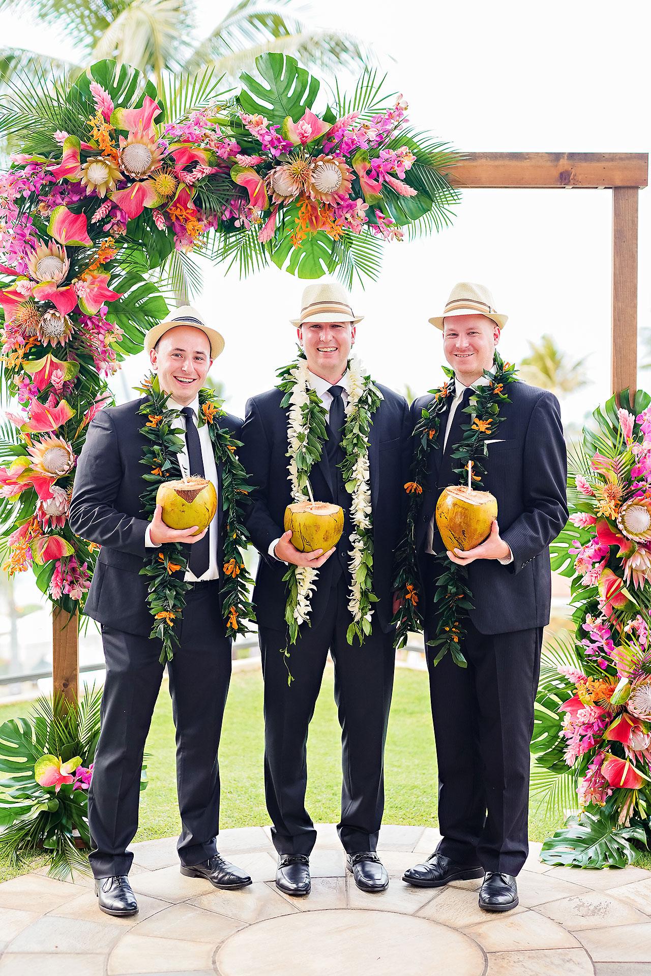 Kendra Pete Four Seasons Maui Wedding 165