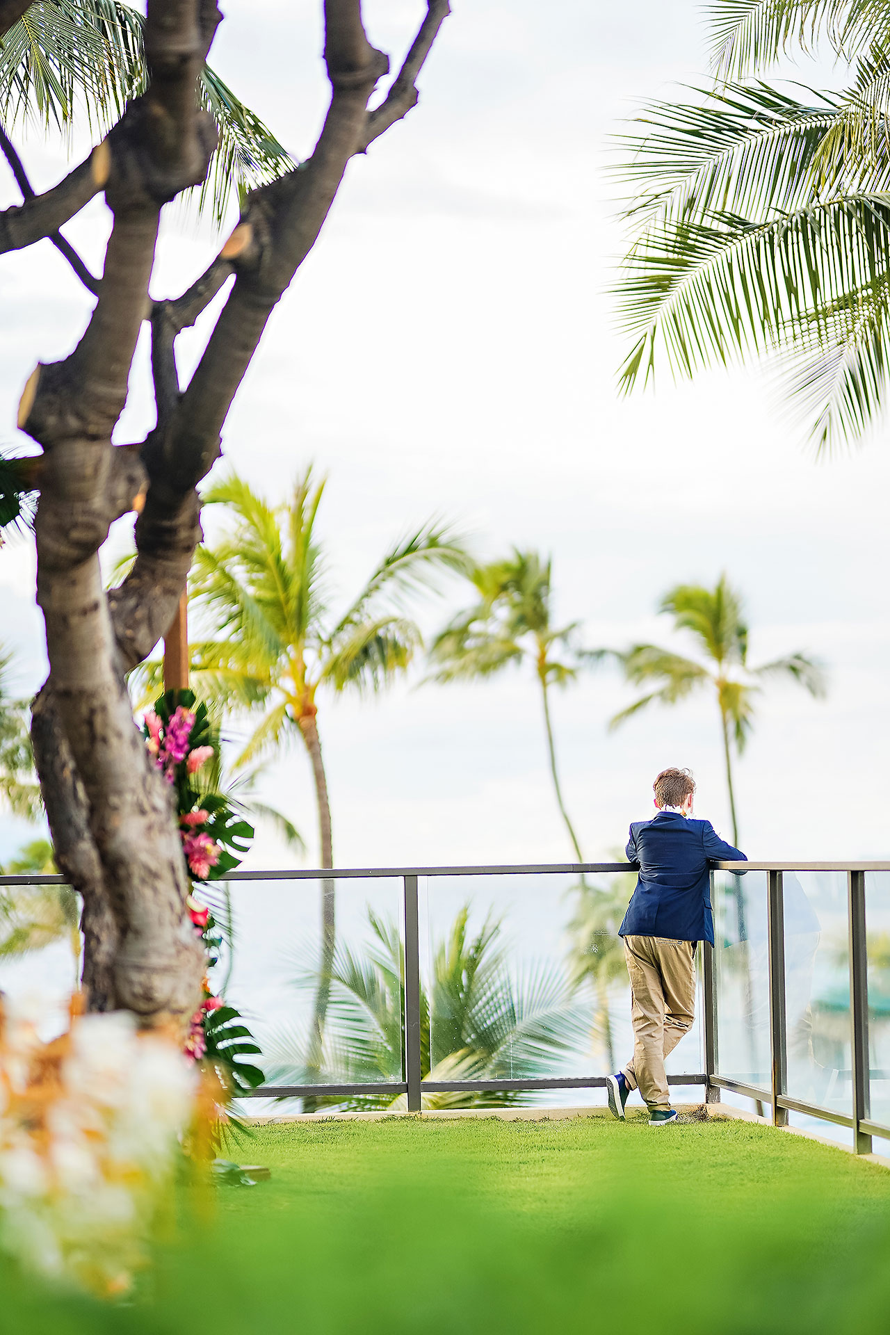 Kendra Pete Four Seasons Maui Wedding 164