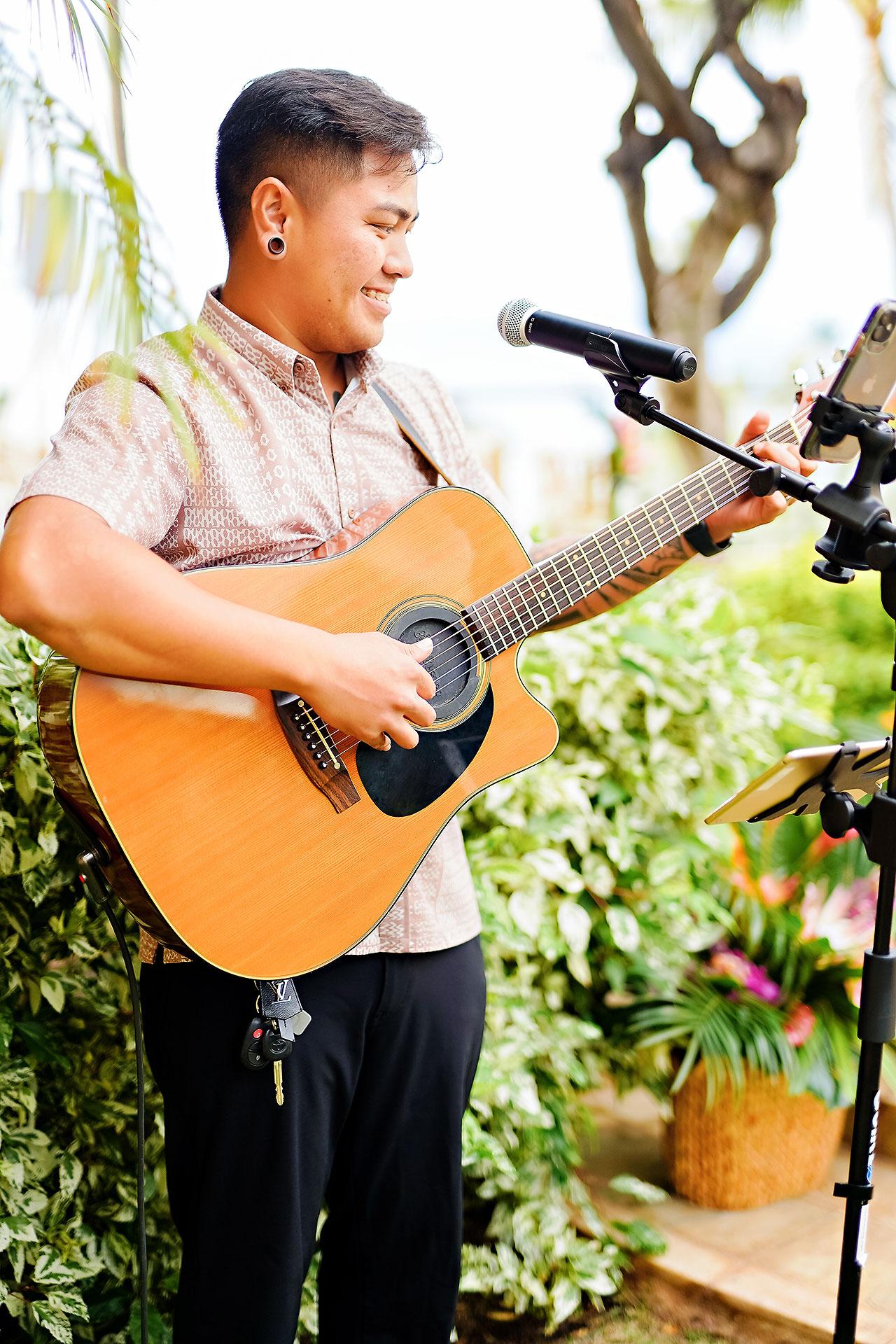 Kendra Pete Four Seasons Maui Wedding 158
