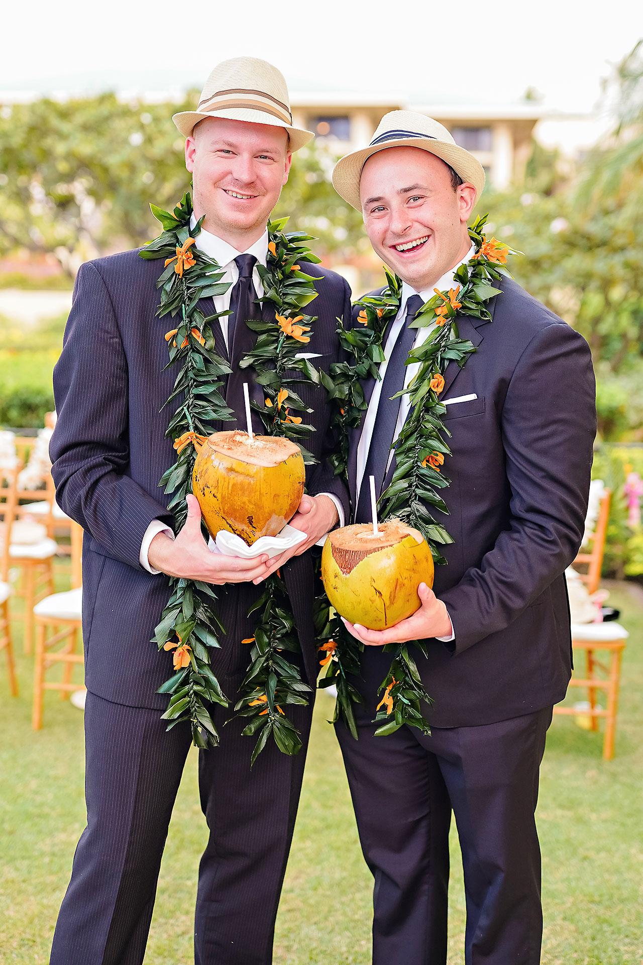 Kendra Pete Four Seasons Maui Wedding 156