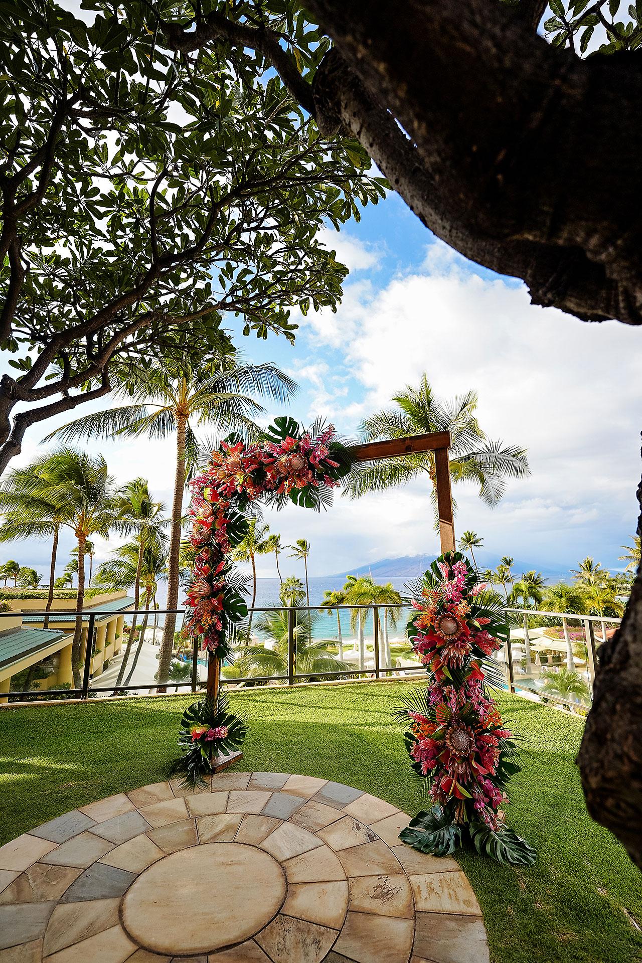 Kendra Pete Four Seasons Maui Wedding 150