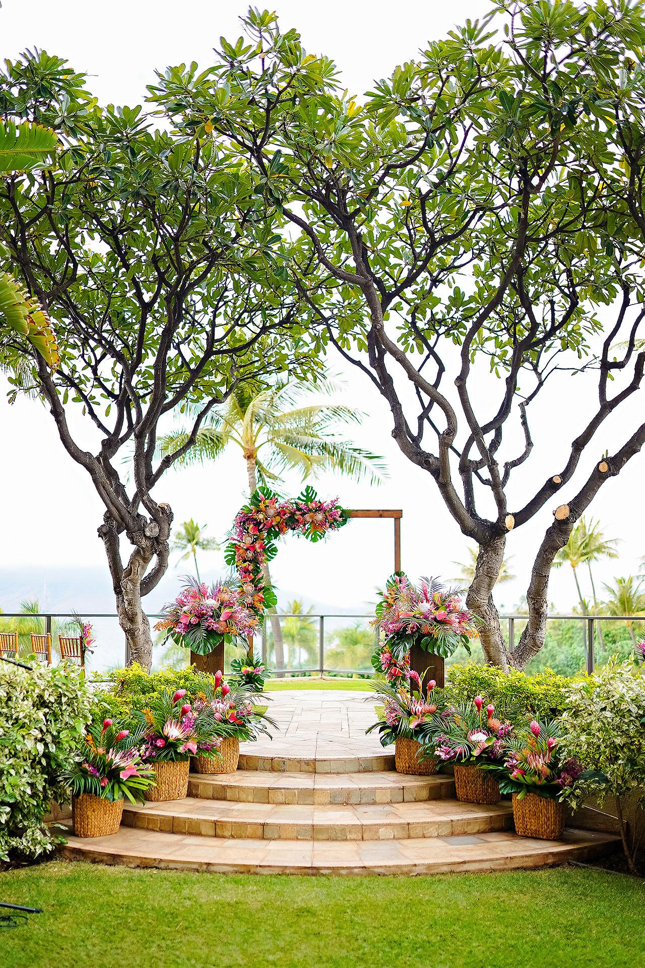Kendra Pete Four Seasons Maui Wedding 142