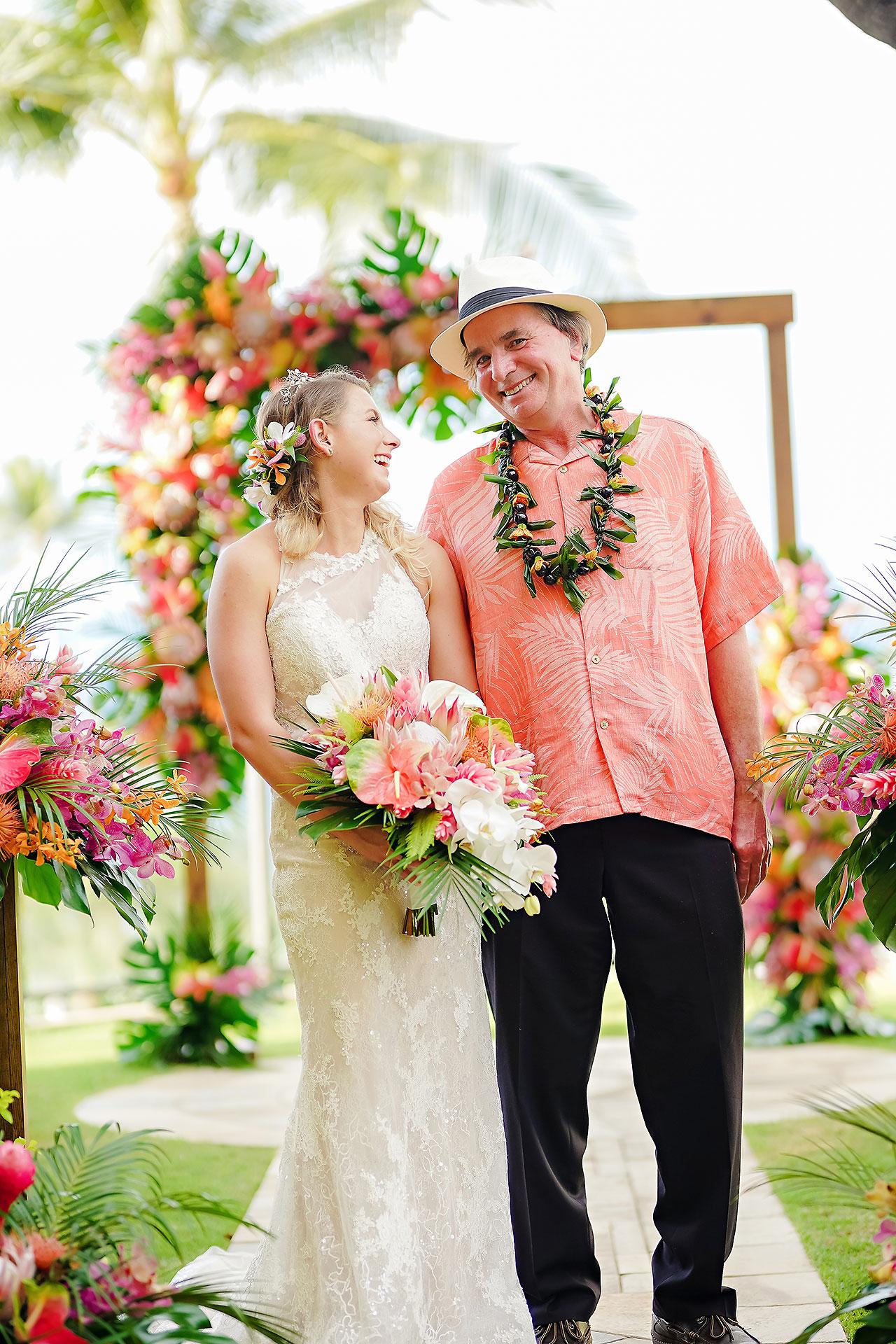 Kendra Pete Four Seasons Maui Wedding 139