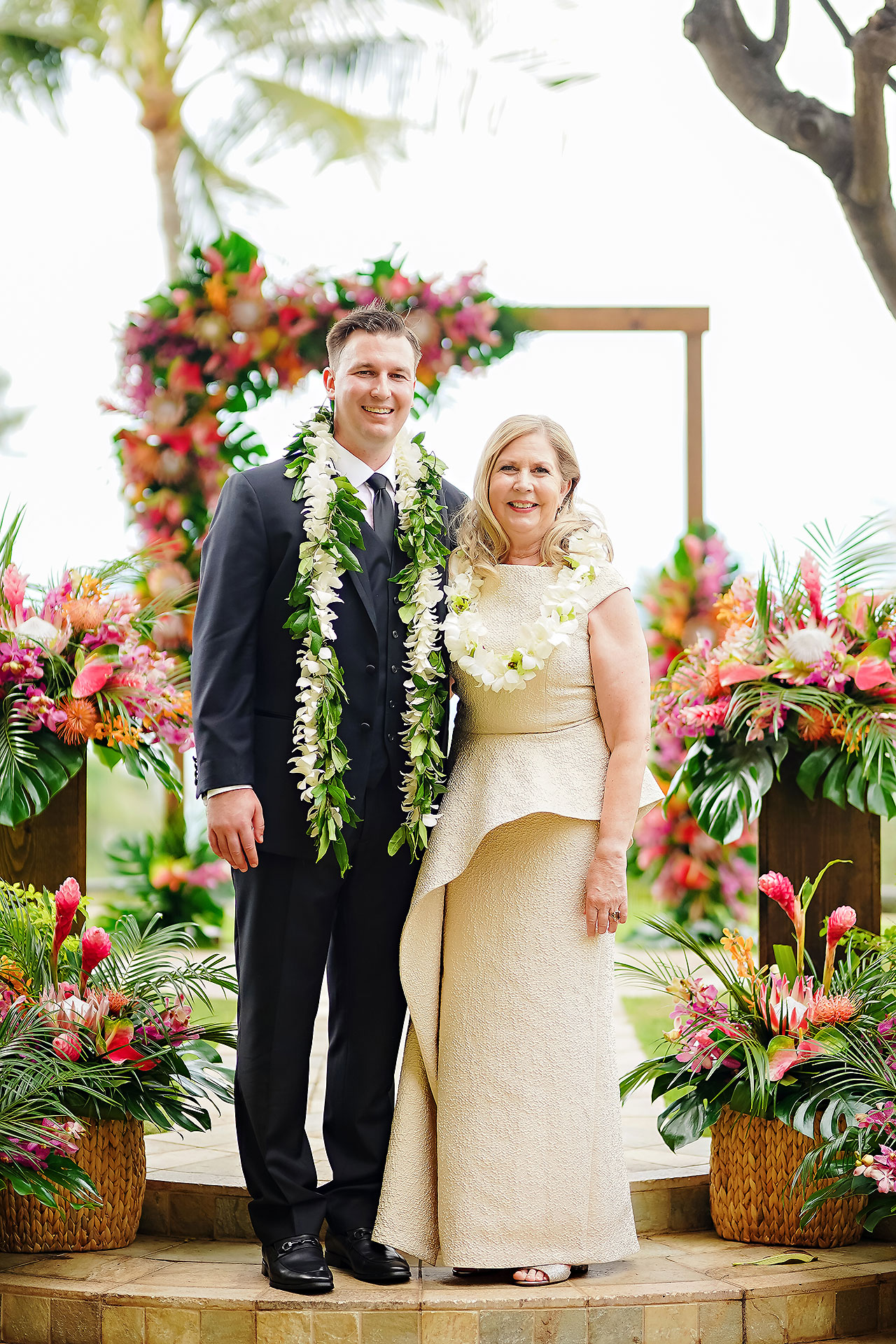 Kendra Pete Four Seasons Maui Wedding 140