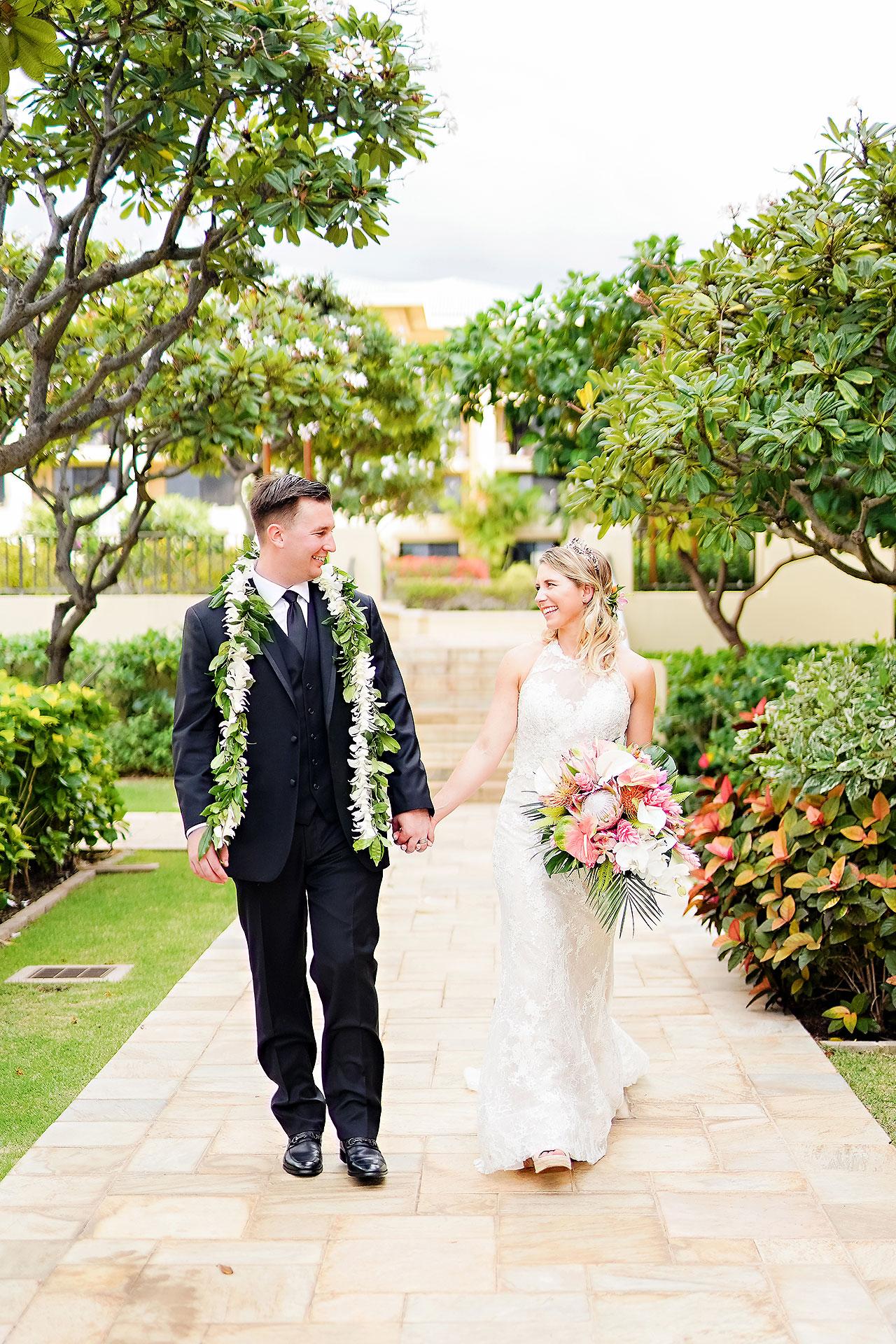 Kendra Pete Four Seasons Maui Wedding 117