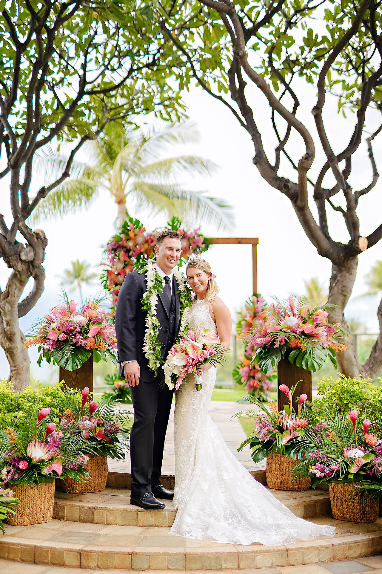 Kendra Pete Four Seasons Maui Wedding 114
