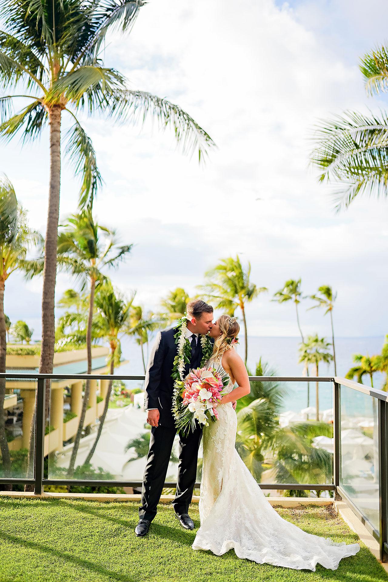 Kendra Pete Four Seasons Maui Wedding 110