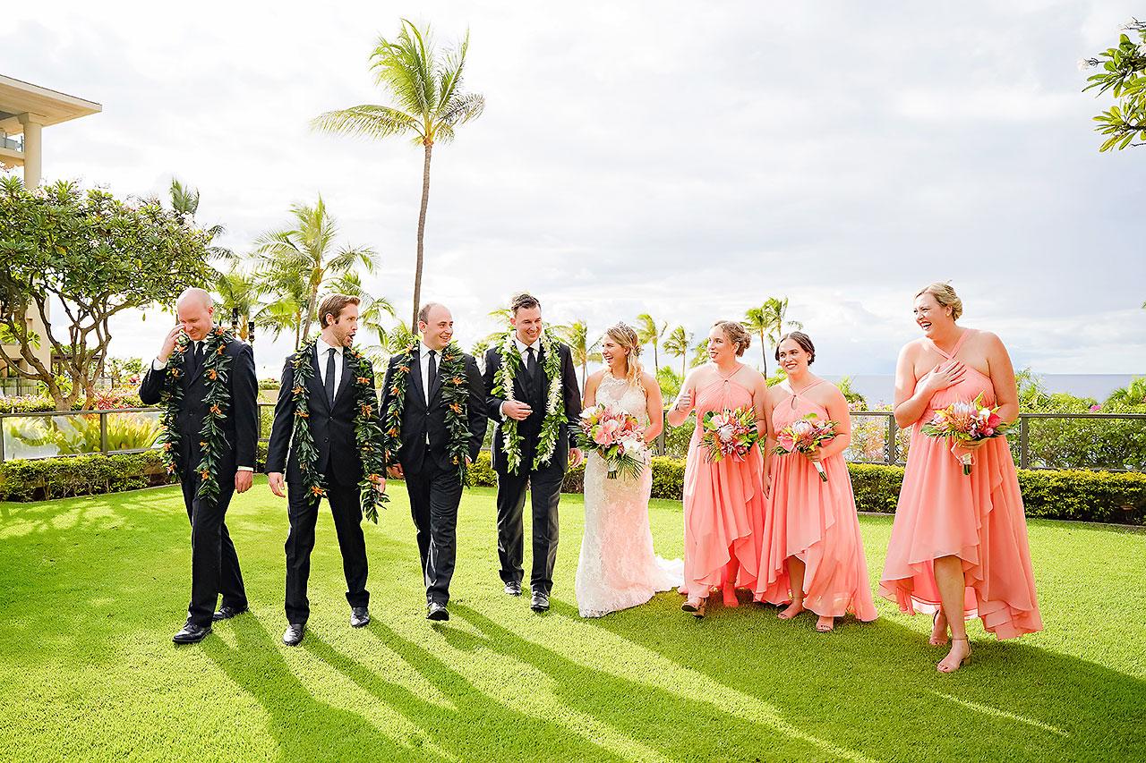 Kendra Pete Four Seasons Maui Wedding 104