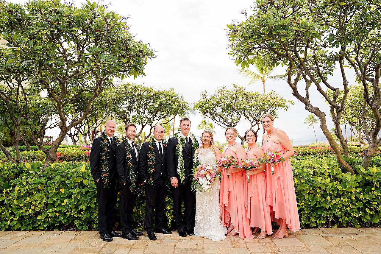 Kendra Pete Four Seasons Maui Wedding 102