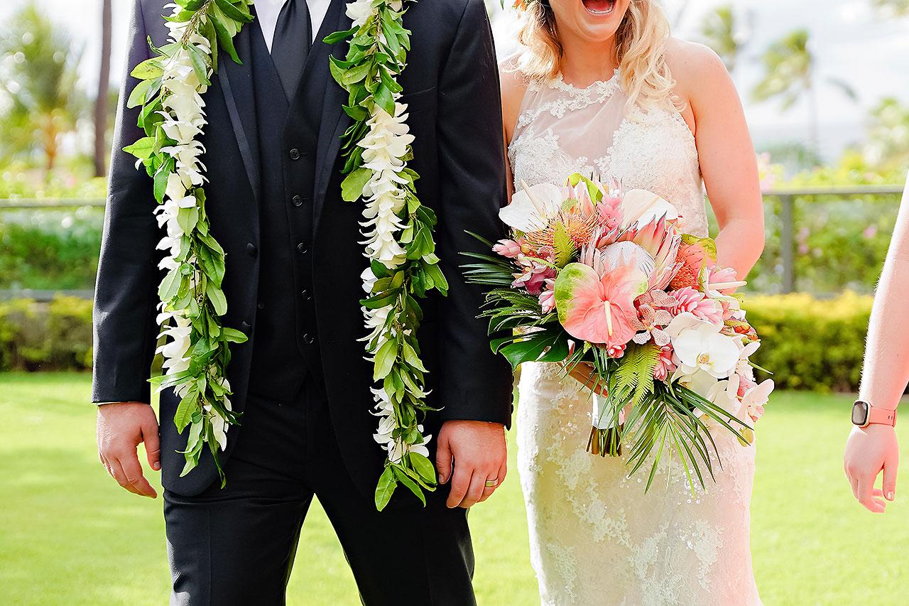 Kendra Pete Four Seasons Maui Wedding 103