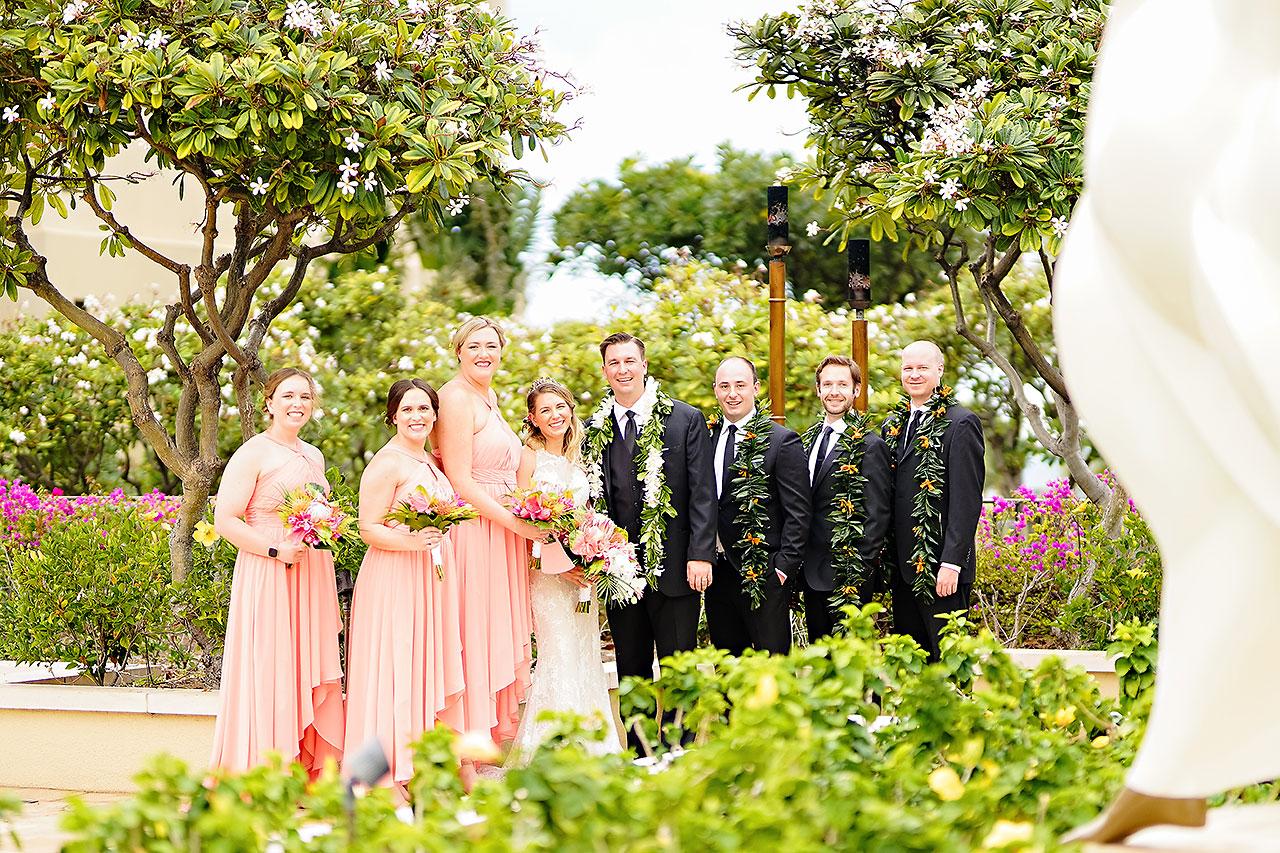 Kendra Pete Four Seasons Maui Wedding 100