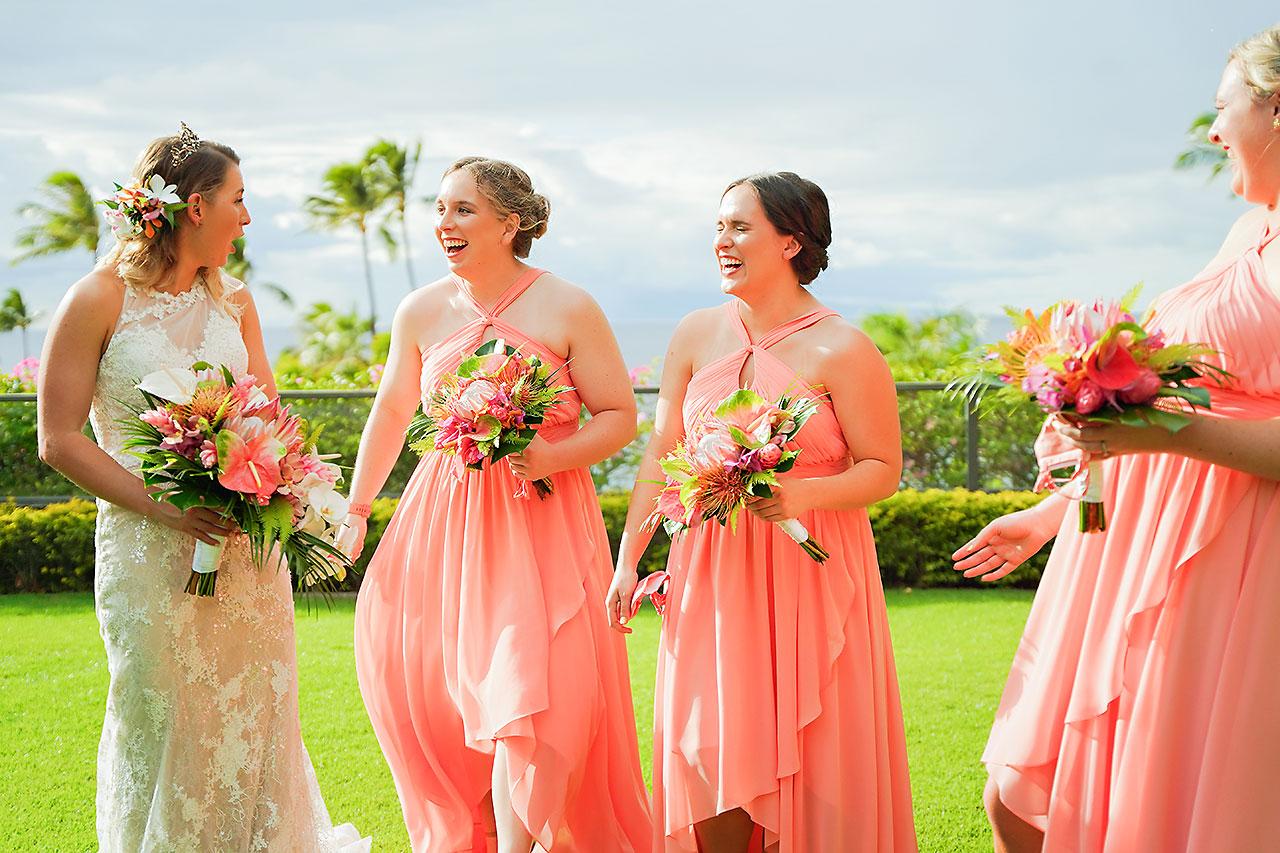 Kendra Pete Four Seasons Maui Wedding 101