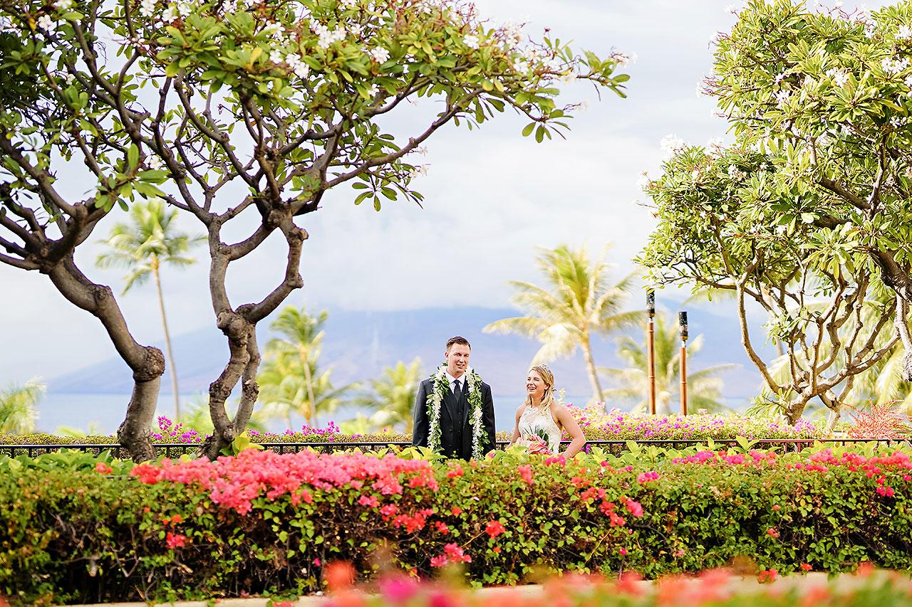 Kendra Pete Four Seasons Maui Wedding 098