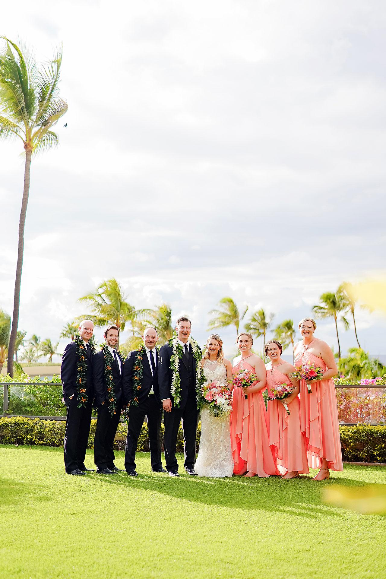 Kendra Pete Four Seasons Maui Wedding 088