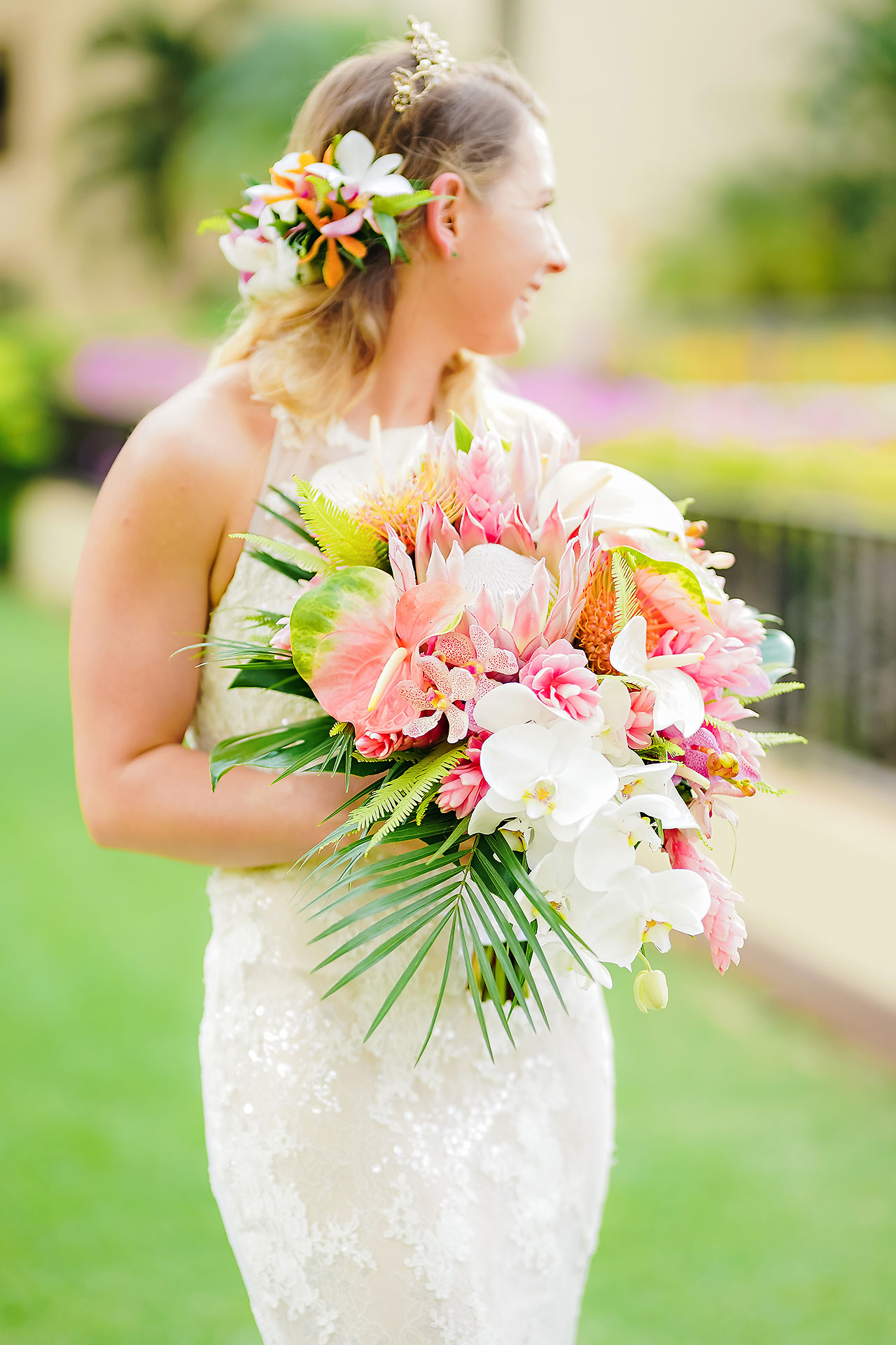 Kendra Pete Four Seasons Maui Wedding 082