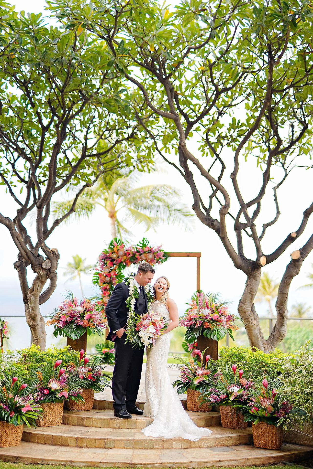 Kendra Pete Four Seasons Maui Wedding 067