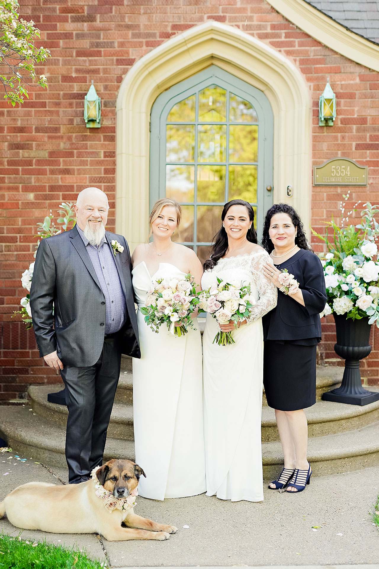 Gena Cameron Indianapolis Indiana Wedding 246