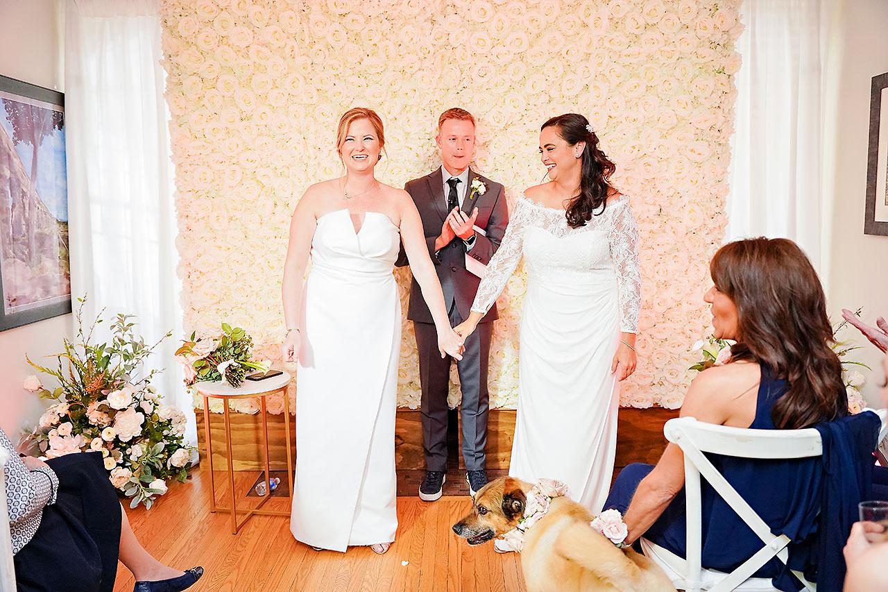 Gena Cameron Indianapolis Indiana Wedding 209