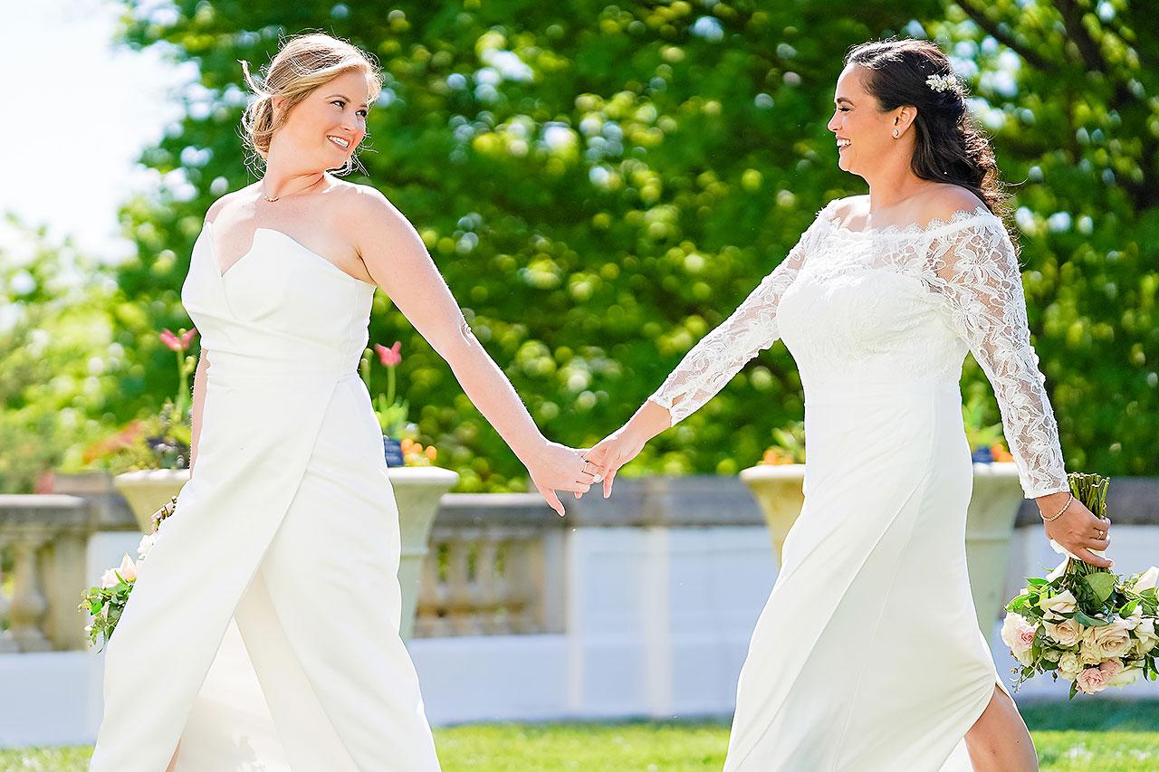 Gena Cameron Indianapolis Indiana Wedding 161