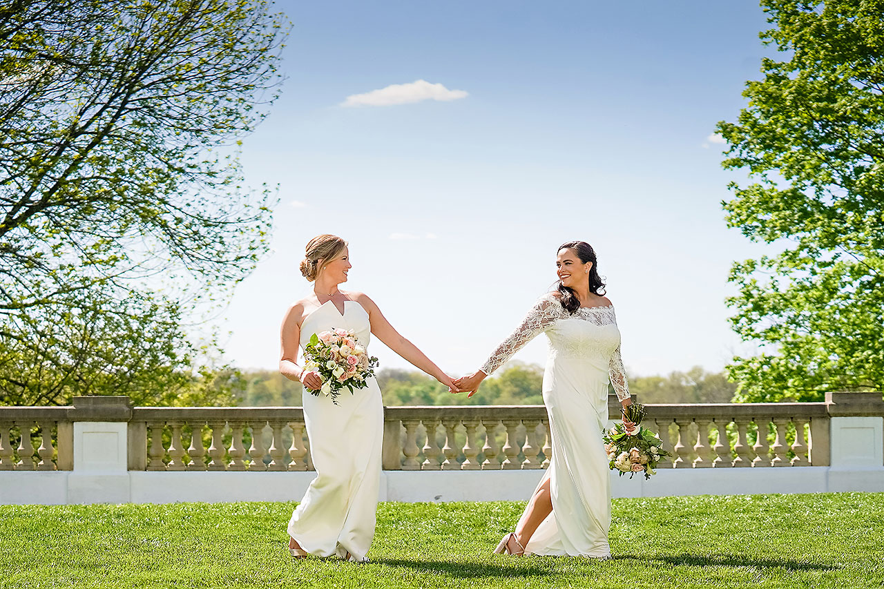 Gena Cameron Indianapolis Indiana Wedding 130
