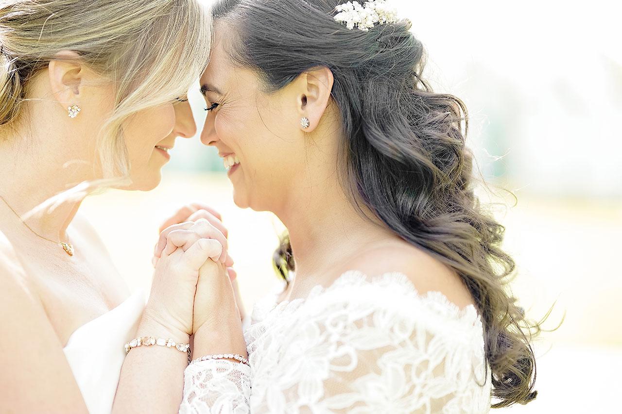 Gena Cameron Indianapolis Indiana Wedding 122