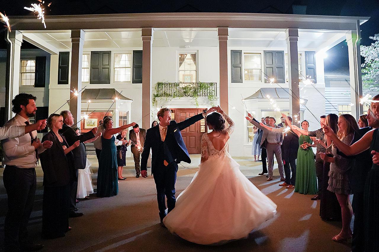 Nadia Parker Black Iris Estate Carmel Indiana Wedding May 2021 352
