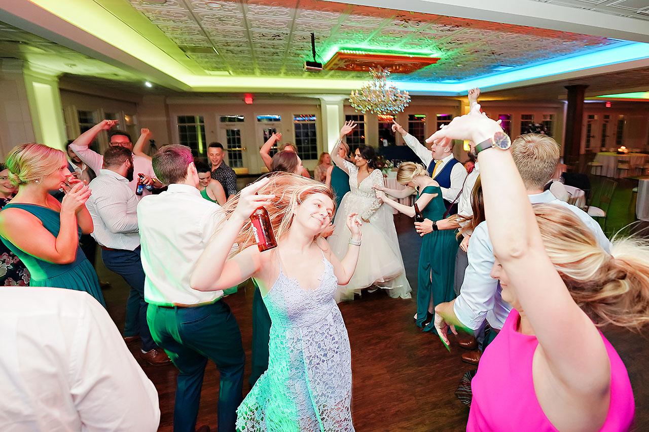 Nadia Parker Black Iris Estate Carmel Indiana Wedding May 2021 341