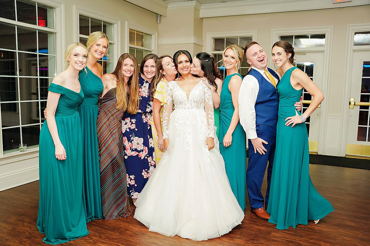 Nadia Parker Black Iris Estate Carmel Indiana Wedding May 2021 334