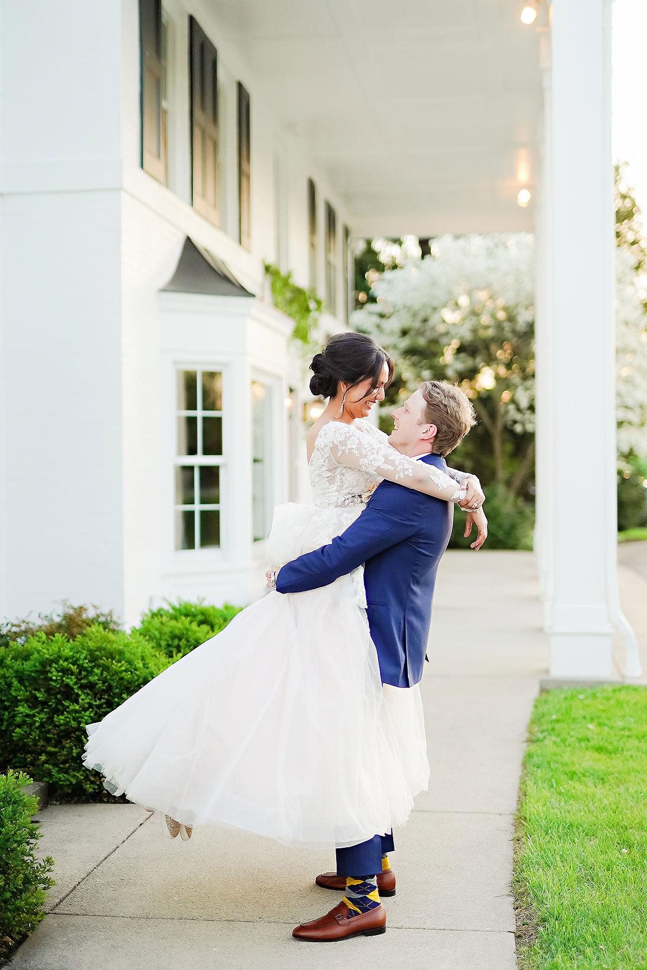 Nadia Parker Black Iris Estate Carmel Indiana Wedding May 2021 280
