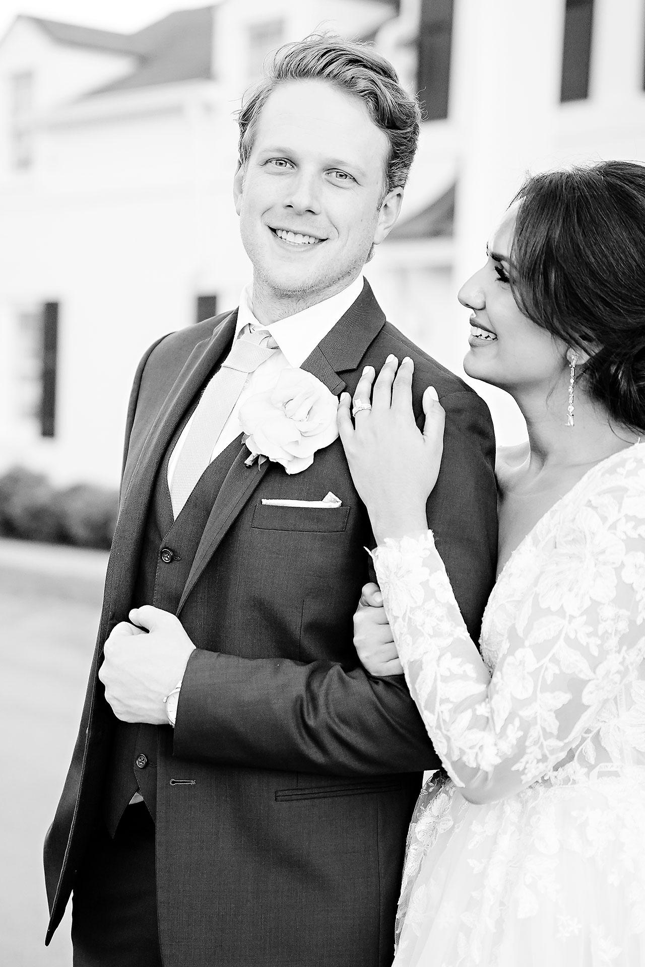 Nadia Parker Black Iris Estate Carmel Indiana Wedding May 2021 281