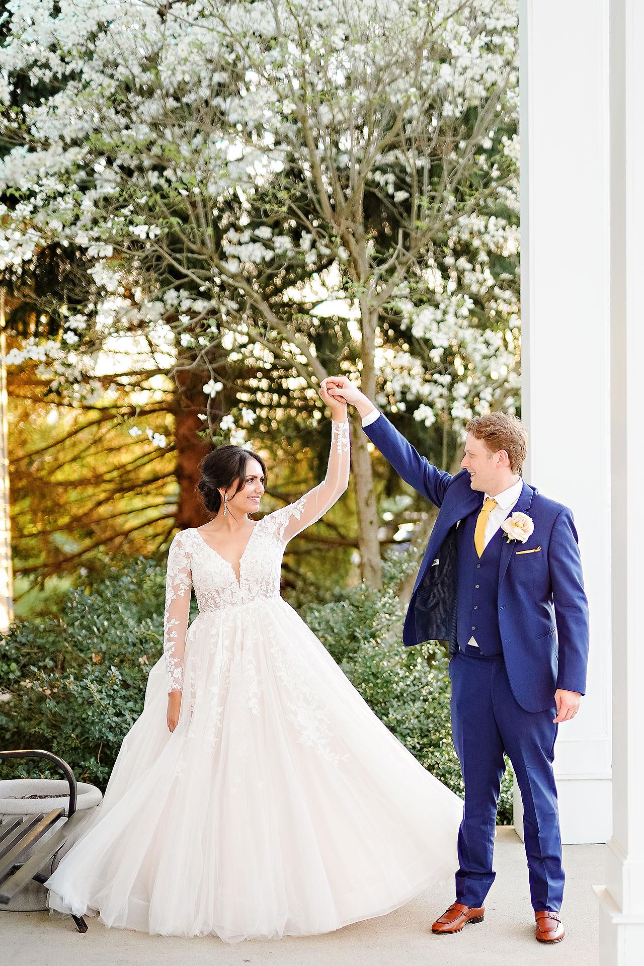 Nadia Parker Black Iris Estate Carmel Indiana Wedding May 2021 258