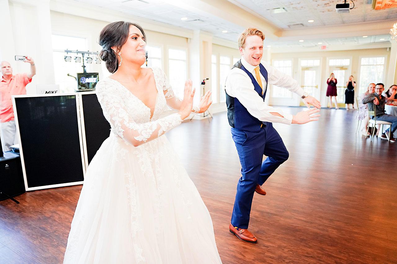 Nadia Parker Black Iris Estate Carmel Indiana Wedding May 2021 240