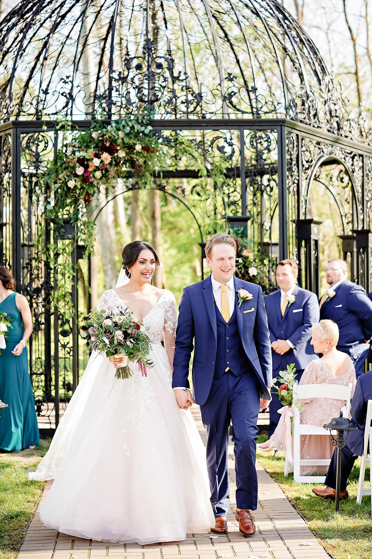 Nadia Parker Black Iris Estate Carmel Indiana Wedding May 2021 187