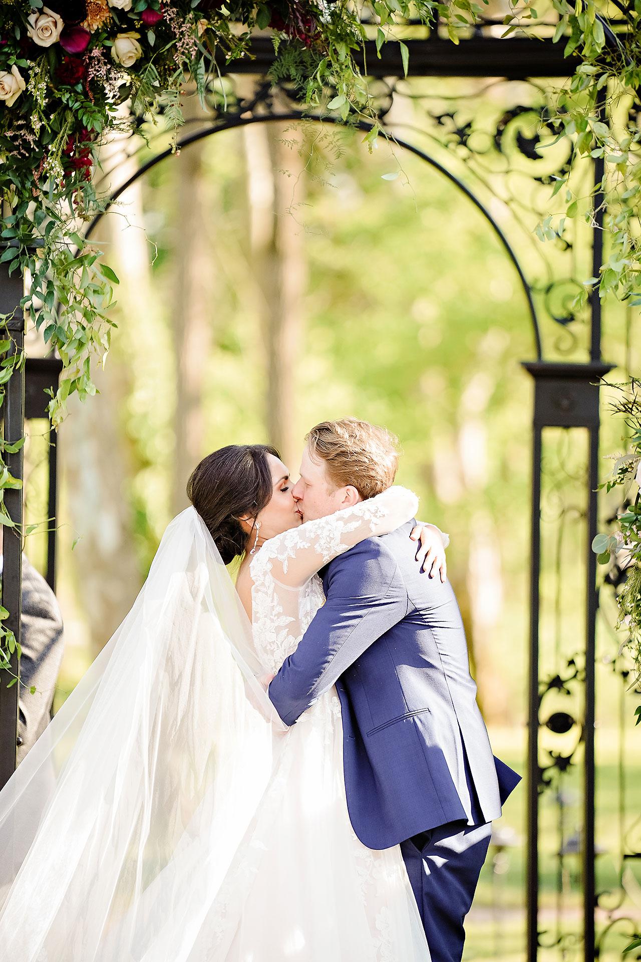 Nadia Parker Black Iris Estate Carmel Indiana Wedding May 2021 185