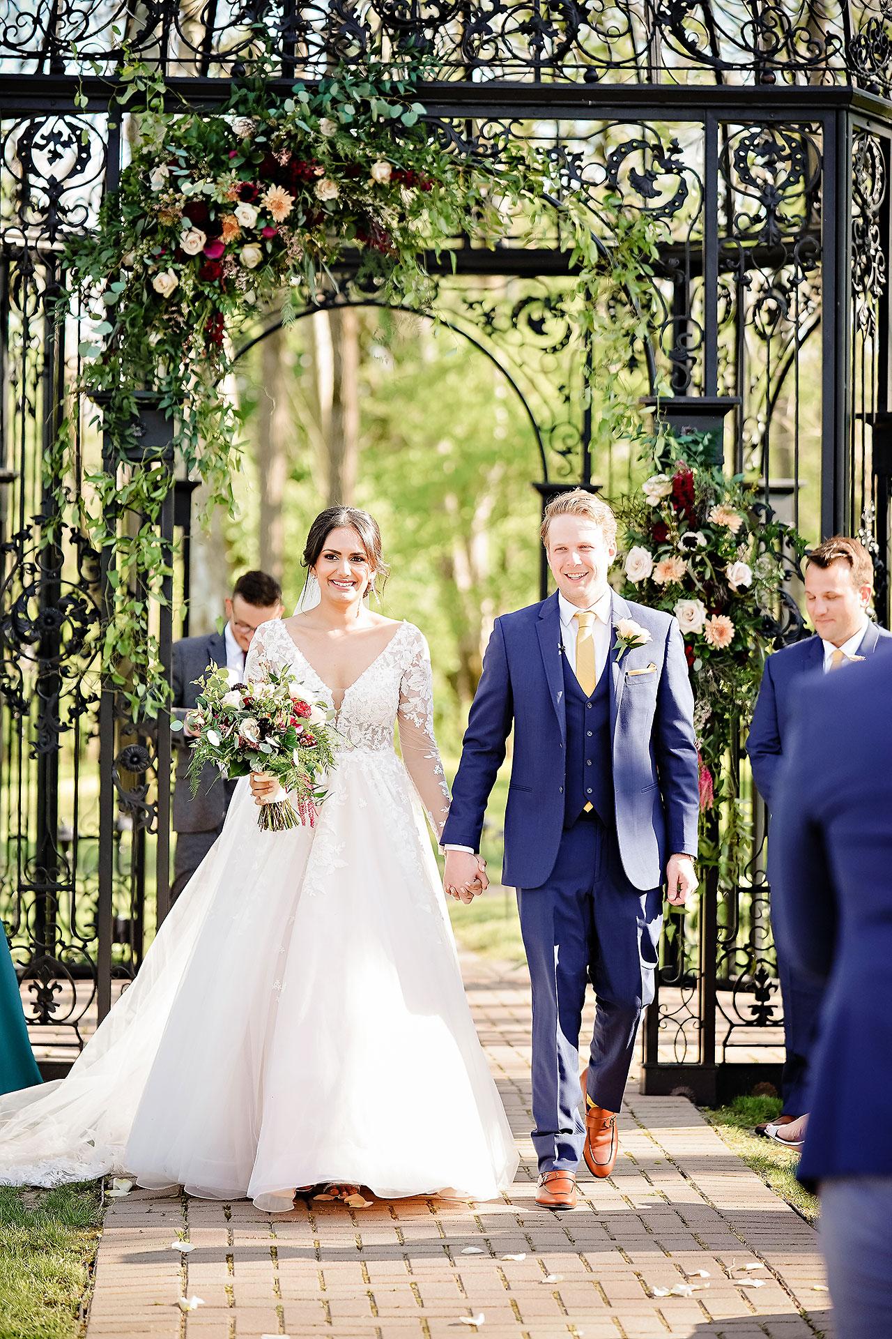 Nadia Parker Black Iris Estate Carmel Indiana Wedding May 2021 186