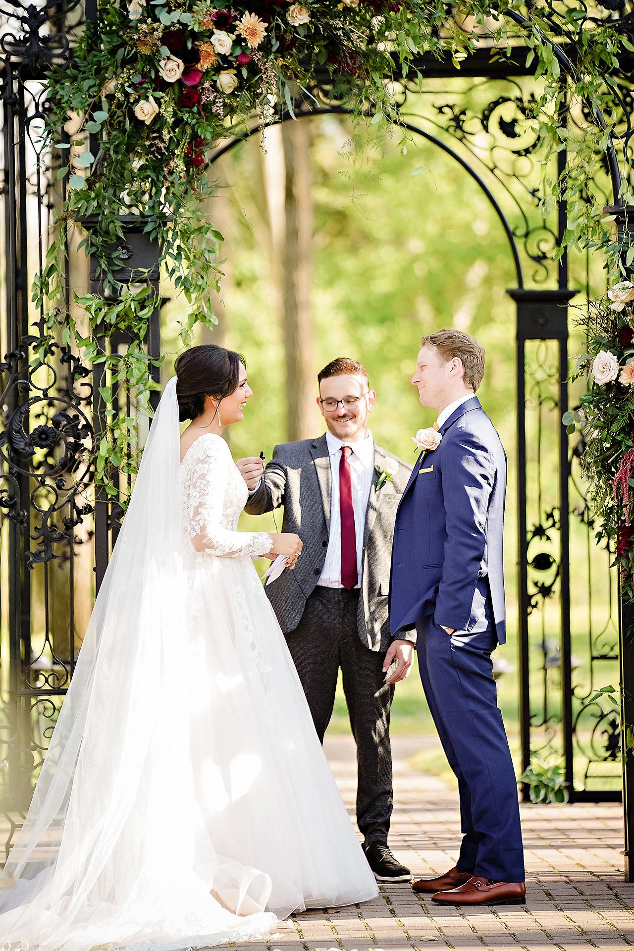 Nadia Parker Black Iris Estate Carmel Indiana Wedding May 2021 184