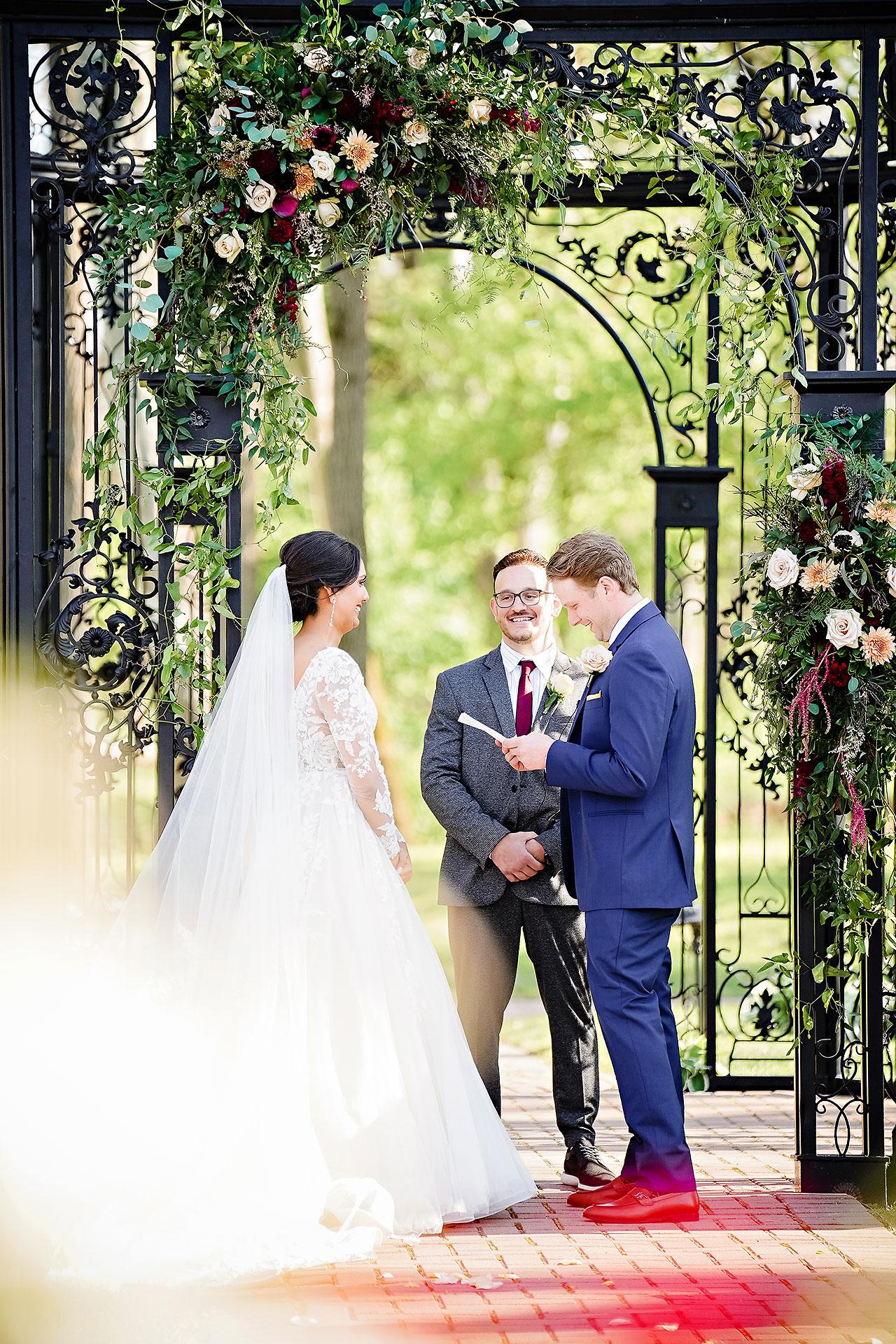 Nadia Parker Black Iris Estate Carmel Indiana Wedding May 2021 180