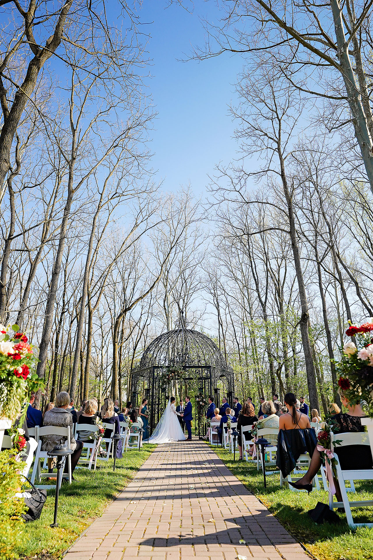 Nadia Parker Black Iris Estate Carmel Indiana Wedding May 2021 176